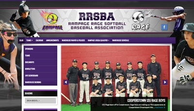 Rampage Rage Softball Association